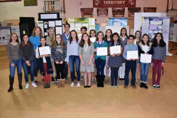 2018 SJCS Science Fair Results