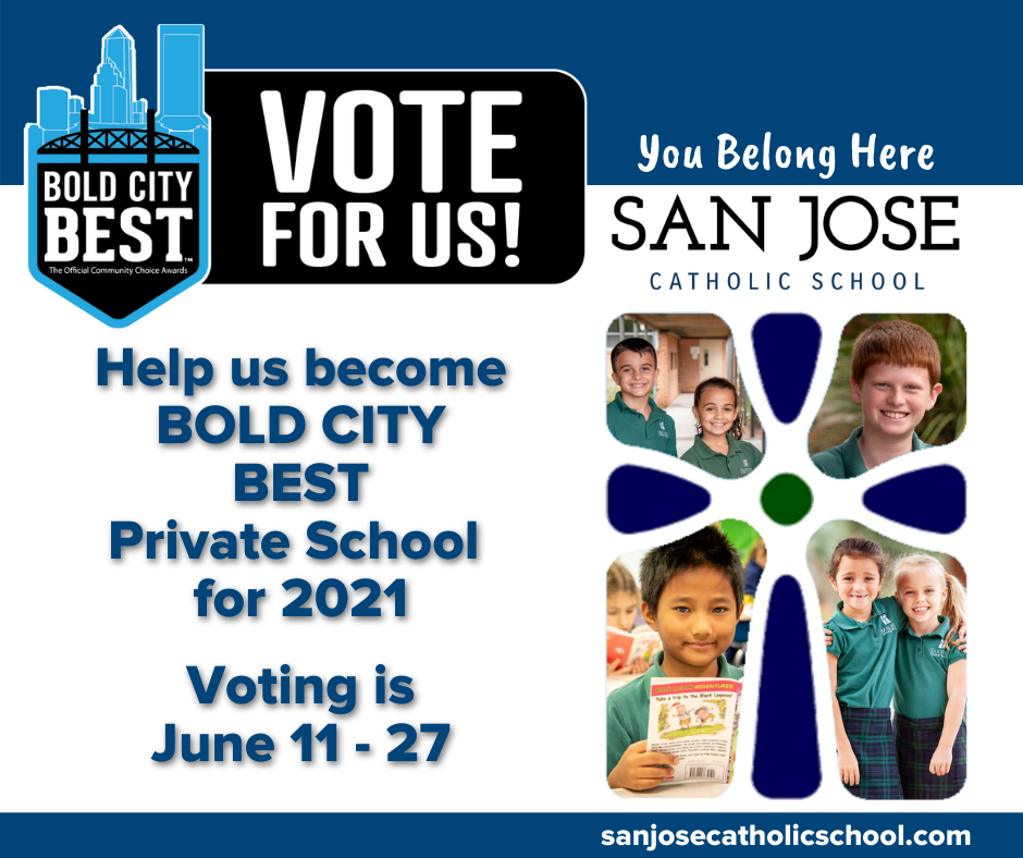 Bold City Best Private School Nominee for 2021